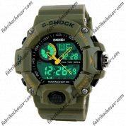 Часы Skmei 1029 army green