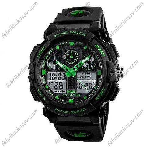 Часы Skmei 1270 green