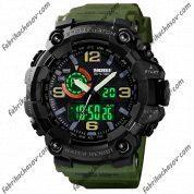 Часы Skmei 1520 army green