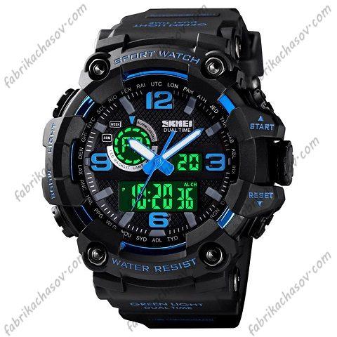 Часы Skmei 1520 blue