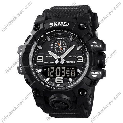 Часы Skmei 1586 black