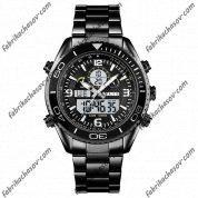 Часы Skmei 1600 black-white