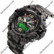 Часы Skmei 1618 army green