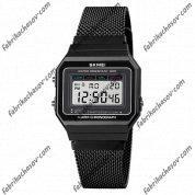 Часы Skmei 1639 black