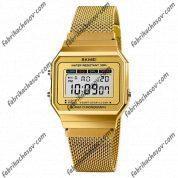 Часы Skmei 1639 gold