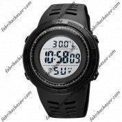 Часы Skmei 1681 black-white