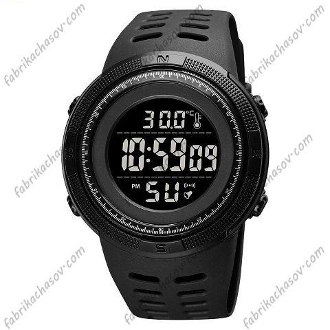 Часы Skmei 1681 black