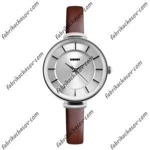 Часы Skmei 1184 Коричневые