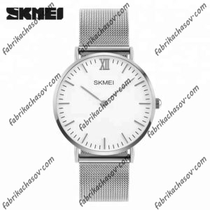 Часы Skmei 1181S Серебристые