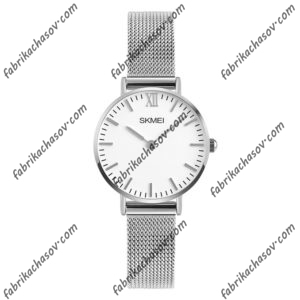 Часы Skmei 1182S Серебристые