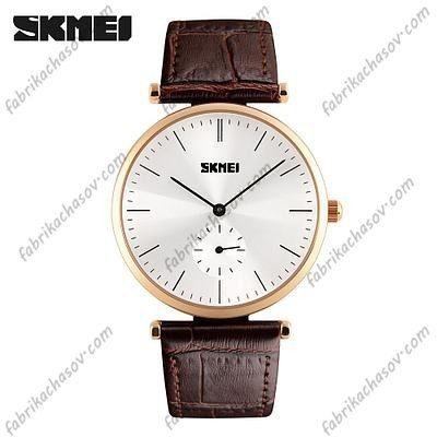 Часы Skmei 1175 brown