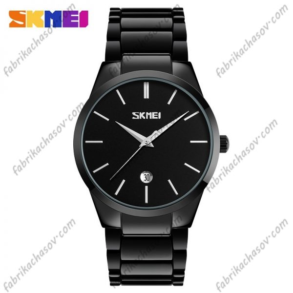 Часы Skmei 9140 черные