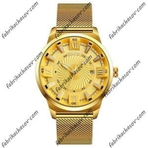 Классические часы Skmei 9166