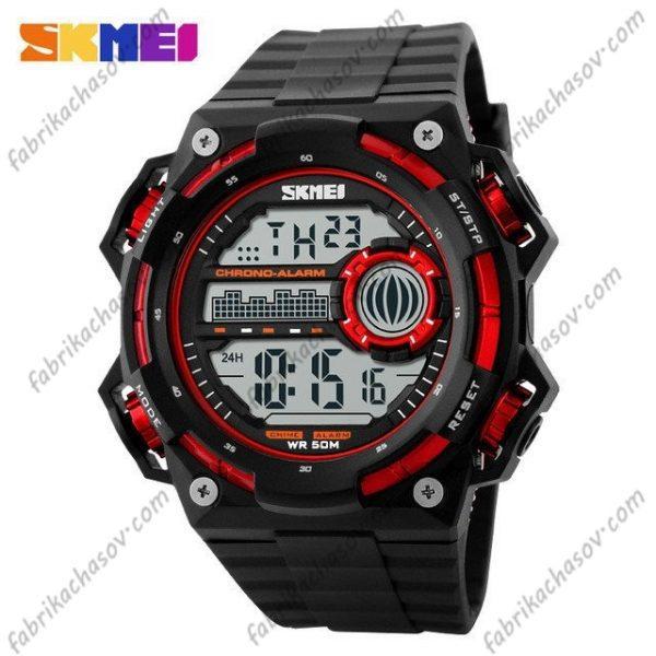 Часы Skmei 1115 Красные