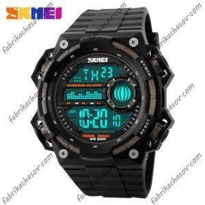 Часы Skmei 1115 Черные