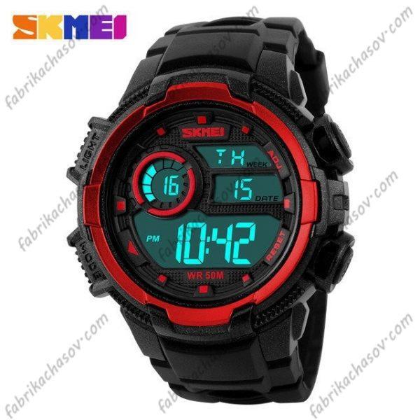Часы Skmei 1113 Красные