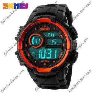 Часы Skmei 1113 Оранжевые