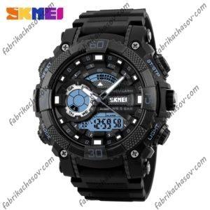 Часы Skmei 1228 Черные