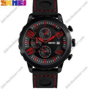 Часы Skmei 9153 Красные