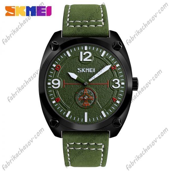 Часы Skmei 9155 Зеленые