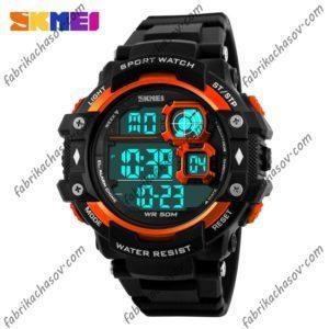 Часы Skmei 1118 Оранжевые