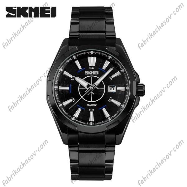 Часы Skmei 9118 Черные