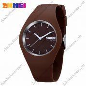 Часы Skmei 9068 Коричневые