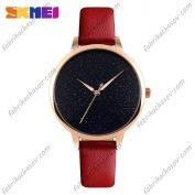 Часы Skmei 9141 женские красные