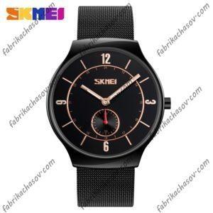 Часы Skmei 9163 черные