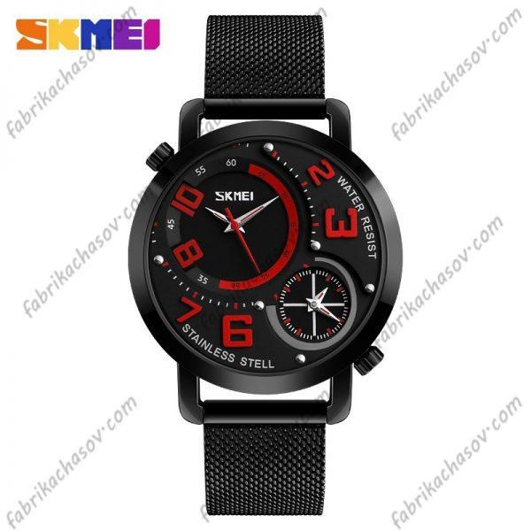 Часы Skmei 9168 красные