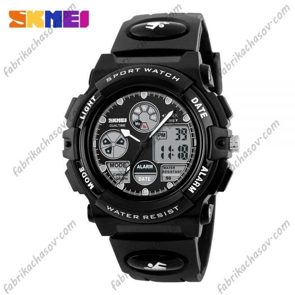 Часы Skmei 1163 Черные