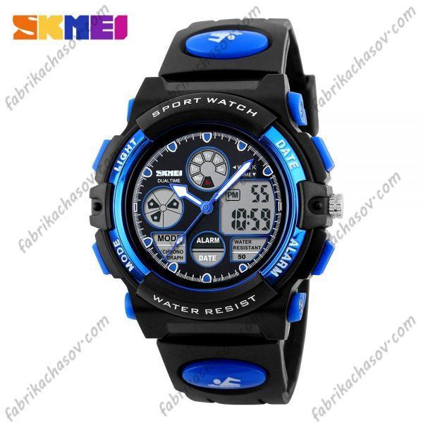 Часы Skmei 1163 Синие