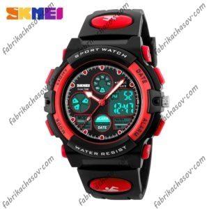 Часы Skmei 1163 Красные
