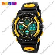 Часы Skmei 1163 Желтые
