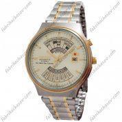 Часы Orient multi year calendar FEU00000CW