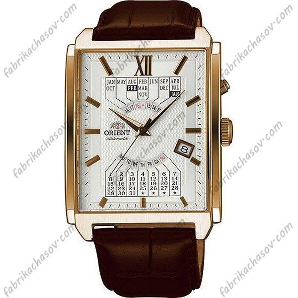 Часы ORIENT Multi Year Calendar FEUAG001WH
