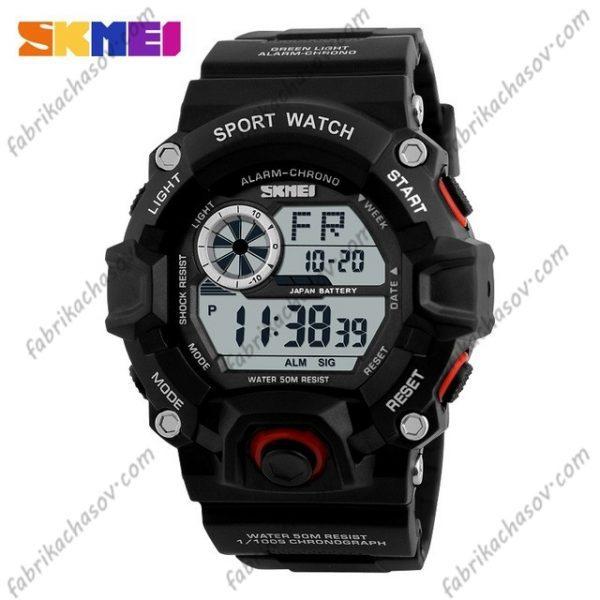 Часы Skmei 1019 Красные
