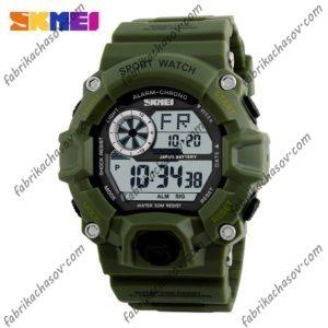 Часы Skmei 1019 Зеленые