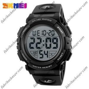 Часы Skmei 1258 Черные