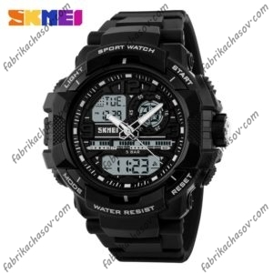 Часы Skmei 1164 Черные