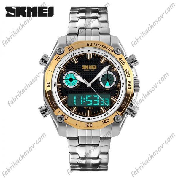 Часы Skmei 1204 Золотистые