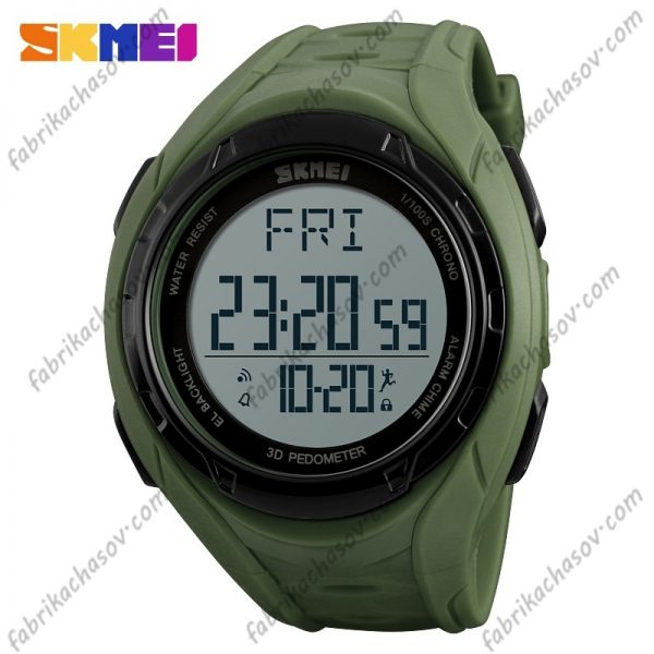 Часы Skmei 1315 Зеленые