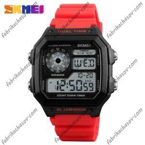 Часы Skmei 1299 Красные