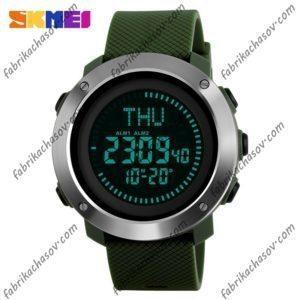 Часы Skmei 1293 Зеленые