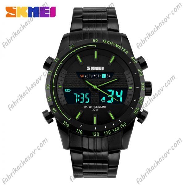 Часы Skmei 1131 Зеленые