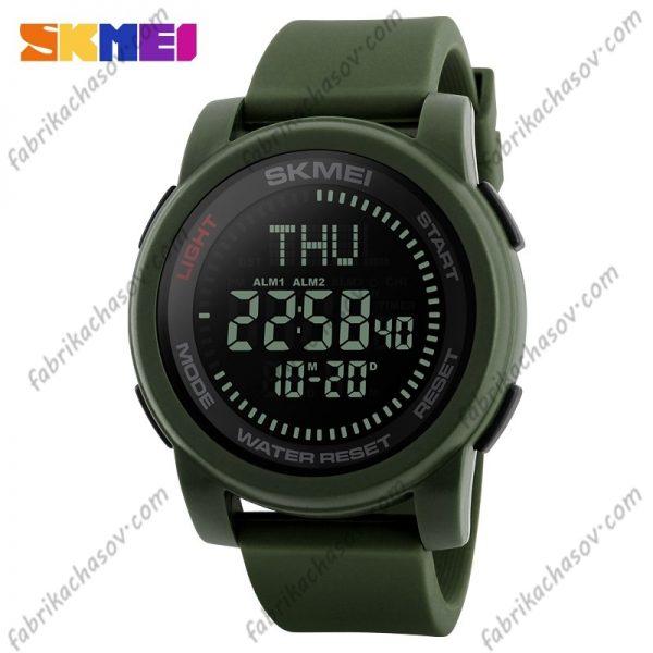 Часы Skmei 1289 Зеленые