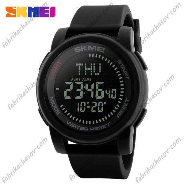 Часы Skmei 1289 Черные