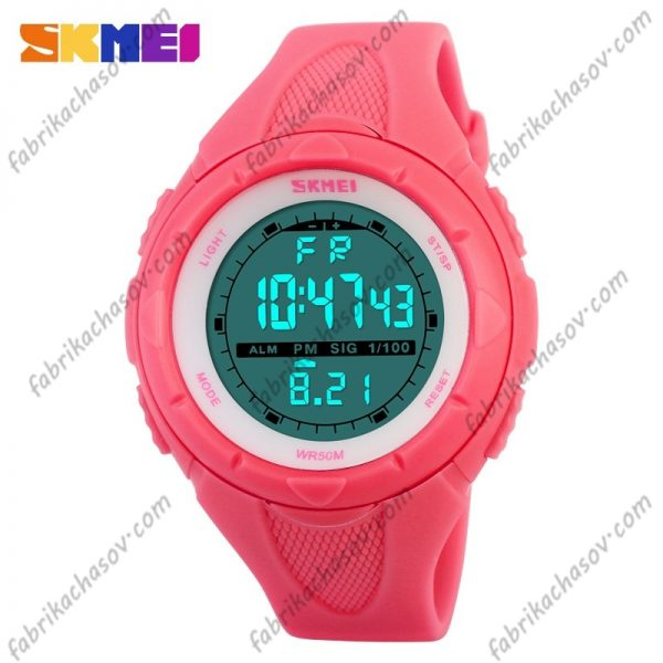 Часы Skmei 1074 Розовые