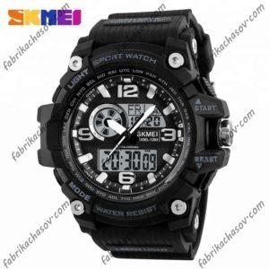 Часы Skmei 1283 Черные