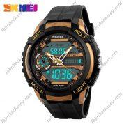 Часы Skmei 1202 Оранжевые
